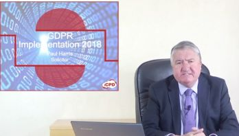 2018 GDPR Implementation